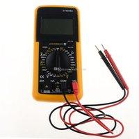 Wholesale Digital DT9205A Multimeter LCD ACDC Ammeter Resistance Capacitance Tester B00350 FASH