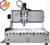 advertising router - 2016 newest hot sell AMAN W cnc woodworking router machine W mini cheap d advertising cnc router