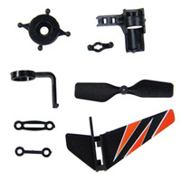 Wholesale New GHz Channels V911RC Helicopter Spare Parts Accessories Set High Quality