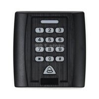 Wholesale 2015 New KHz RFID Reader Password Keypad Access Controller Security System Kit For House Office Home Improvement