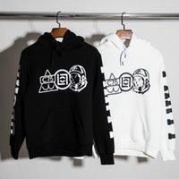 barcode club - CLUB PARTY Pleasures Hoodies Men Women High Quality Barcode Pullover Barcode Sweatshirts Skateboard Superstar C75 Hoodies