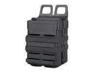 Wholesale FAST Mag Magazine Holder For Gen Emerson Assault Tactical Army Combat Double Pouches Friction Set EM2385 FG