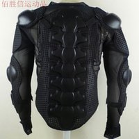 Wholesale motorcycle full body armor clothing flanchard armor vest breast pad back support skiing vest high quality