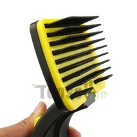 Wholesale New Arrivals Pet Barber tools Pet Dog Cat Grooming Trimmer Shedding Cleaning Slicker Brush Comb