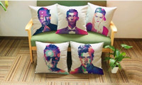 art time classics - American celebrity figure of times Pop art classic memory pillow massager decorative travel pillows case home decor popular gift