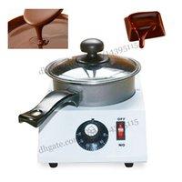 Wholesale Chocolate melting machine chocolate melting pot with adjustable thermostat