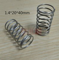 Wholesale 30PCS mm compression spring stailess steel