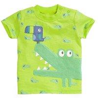 Wholesale children s short sleeved T shirt summer new style cotton T shirt selling children