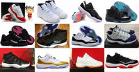 Cheap Cheap Retro 11 Space Jam Basketball Shoes Legend Blue For Mens 72-10 Womens Varsity Red Kids XI Metallic Gold Sports Love Forever Sneakers