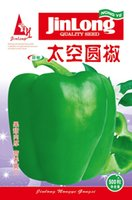 bell space - Original Pack Space round bell pepper red sweet peppers Paprika rood vegetable seeds Fruit sweet flesh thick