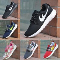 Wholesale 2016 Roshe Run Shoes Fashion Men s Women s Roshe Running London Olympic Walking Leisure sports shoes S3