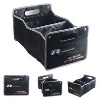 bagged vw - Car Styling New Trunk Folding Storage Box Bag For Volkswagen VW Jetta Passat Magotan Golf Tiguan Touareg Routan