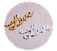 Wholesale Gold Silver Color Love bottle opener wedding party favor gift guest present