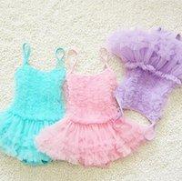 ballet overalls - girls swimsuits bikini meisje children swimsuit for kids overalls princess toddler girl swimwear girls bathing suits ballet