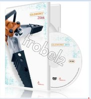 Wholesale 2016Hot SolidWorks D Design software English version Bit for win OS Plastic color box