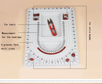 bead tray organizer - Bead Pearl Board Jewelry Supply Making Craft Tool String Design Organizer Tray M