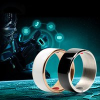 Wholesale 2016 New R3F Smart Ring NFC Sport Health Smart Home Product Push Message Waterproof SmartRing For iOS And android Windows Phone