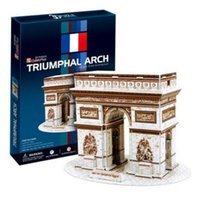 arc paper - Arc de Triomphe D Puzzles Toy Children Kids DIY Puzzle Games Gift Toy for Adult Children s Birthday