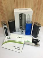 adjustable temperature - Eleaf iStick W TC Mod iStick W with mah E Cigarette Battery VW Temperature Control Mod DHL