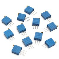 Wholesale High Quality value W Potentiometer Assorted Kit Variable Resistor Resistive New Arrival