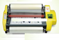 Wholesale 110V V mm A3 Hot and cold roll Four Rollers laminating machine