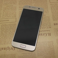 Wholesale S7 Dual Core Android Smartphone MTK6572 M RAM GB ROM quot QHD MP G GSM Plastic Cell Phones