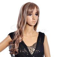 avant garde hair - gt Kamo cm Long Avant Garde Cosplay Costume Wave Hair Wig Ladies Synthetic