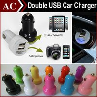 best blackberry cell phone - Best Universal V A Candy Color Dual USB Port Car Charger Adapter DC Charging Charge For Cell Phone Table PC iPhone Samsung HTC LG