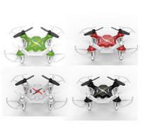 Wholesale 2016 New Syma X12S Nano CH Axis Gyro RC Quadcopter Mini Drone RTF UFO D degree rotating functions