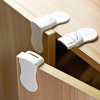 Wholesale Baby Toddler Child right angle Safety lock Child Safety Locks Drawer Locks Cabinet Lock Multifunction jt