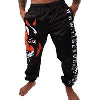 all'ingrosso hayabusa mma-La vendita calda MA Tiger Muay Thai sport e tempo libero pantaloni bianchi e neri pantaloncini sport da combattimento di combattimento MMA Hayabusa economici pantaloncini mma cattivo ragazzo