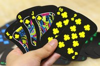 Wholesale Creative luminous modeling poker card nightclub KTV bar dormitory night tour must see card games