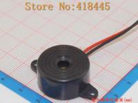 Wholesale 20PCS buzzer speaker microphone mm x12 active lead piezo buzzer YD2312 pn