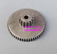 Wholesale Metal gears teeth modulus teeth modulus for diameter mm shaft double gears reduction vairable gears