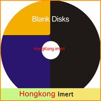Wholesale DHL free Box Set Blank Discs Recordable Printable DVD R for DVD Movies TV series DVDR Disc Disk