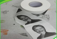 Wholesale Chirstmas fun Hillary Clinton Donald Trump Barack Obama Toilet Paper Novelty Funny Toilet Paper Gag Gift