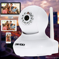 audio control cctv - OWSOO HD P Surveillance IP Camera Wireless Wifi CCTV Security Pan Tilt way Audio Phone Control Night View Support TF Card S751