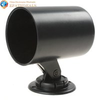 autometer gauge cup - New mm inch Auto Car Meter Gauge Cup Holder Pod Black Universal Autometer Mount