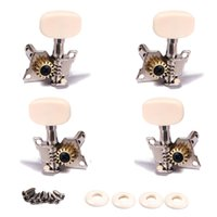 Wholesale Quality Die Cast Ukulele Machine Heads Buttons Tuning Peg Keys R L Guitar Tuners