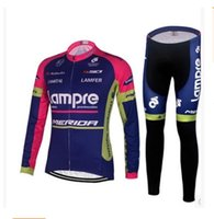 Wholesale 2016 John rambo pink cycling jerseys Male long suit Spring and autumn Quick drying cycling pants suit