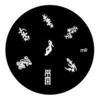 Wholesale Nail Image Plate set m1 m78 Stamping Image Template Nail Art Stamp Kit Stamp Nail Designs Kit