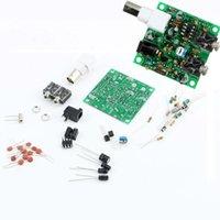 Wholesale HAM RADIO M CW Shortwave Transmitter Receiver MHz QRP Pixie Kit DIY DC v v DIY Radio Transmitter Receiver Kit