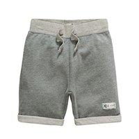 Wholesale summer hot Kids shorts woven cotton net color children s shorts
