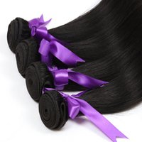 hair weave and wigs - Hair raw hair weaving machine weft Colouring and Perming Human Hair Wigs every skin is suitable straight