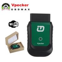 al por mayor cables de diagnóstico-Original VPECKER Easydiag inalámbrica completa herramienta de diagnóstico OBDII V8.2 Wifi de la ayuda mejor que el lanzamiento Idiag envío rápido