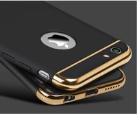 Wholesale For iPhone plus iPhone6 S Plus Original Copy Ultra thin Slim Back Hard Case tough Cover