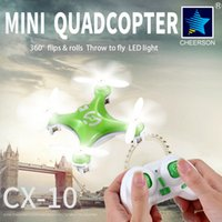 abs scale rc - 1 Brand New Cheerson CX Quadrocopter Mini Drone ABS RC Helicopter Aircraft Toy Remote Control Quadcopter