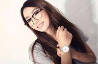 Wholesale Fashion Women Men Designer R Star Glasses Clear Lens plain mirror Eyeglass Reading Spectacle Frame Nerd Geek Optical Eyewear