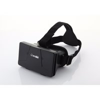 active viewer - 2016 Xiaozhai Brand Virtual Reality Goggles D Phone Video Viewer Glasses Cinema Google cardboard Head Mount VR D glasses