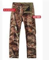 Wholesale men s casual sports trousers GoreTex fabrics mountaineering hiking pants breathable waterproof pants